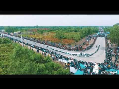 Kuala Tung Kal Sirkuit Road Race Bupati Cup Tungkal Balapan