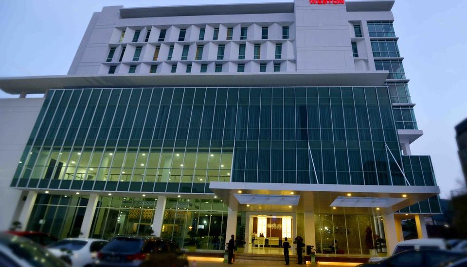 Odua Weston Jambi Booking Murah Mulai Rp404 959 Gedung Hotel