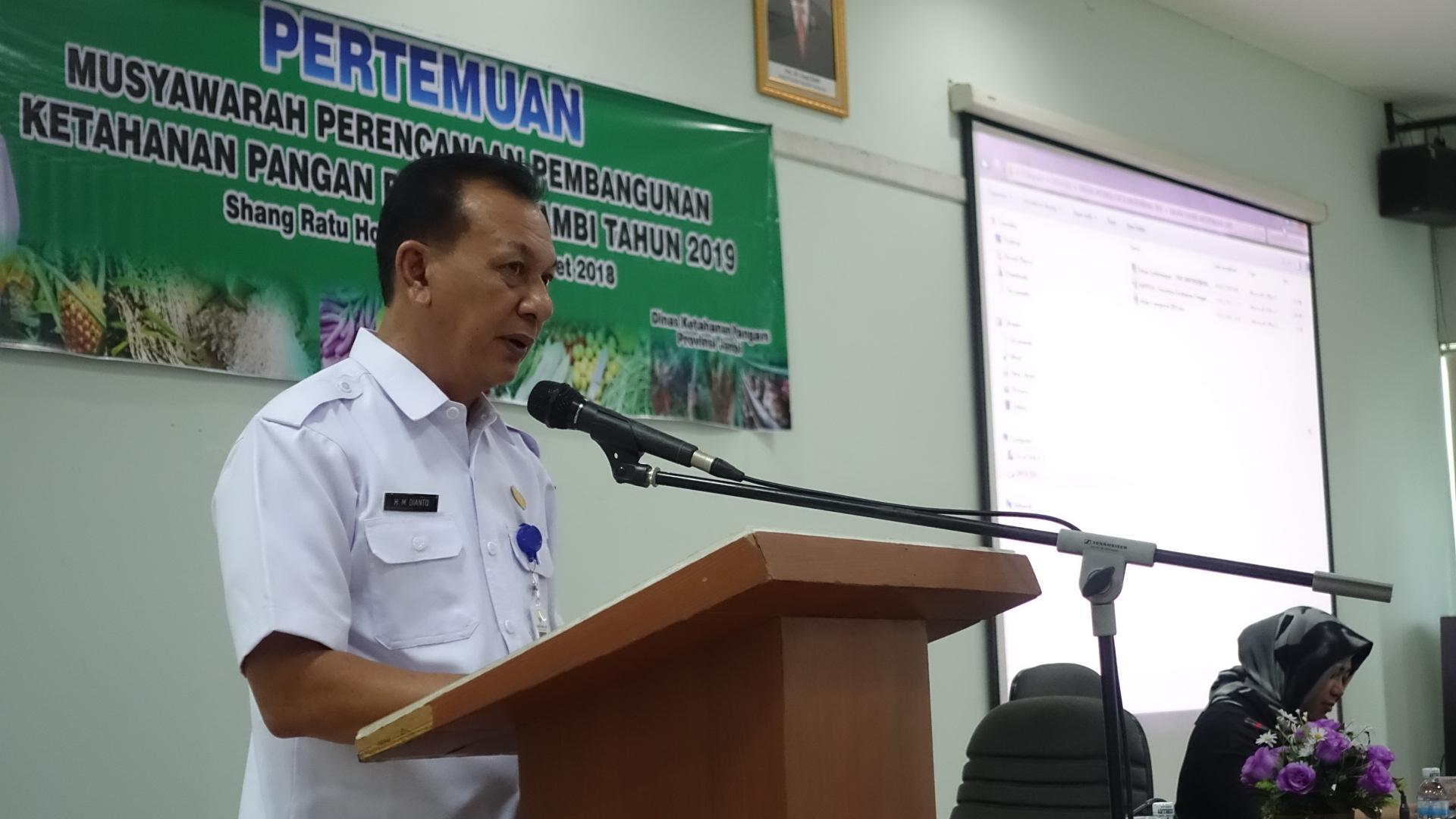 Pemerintah Provinsi Jambi Humas Pemprov Sekretaris Daerah Sekda Drs Dianto