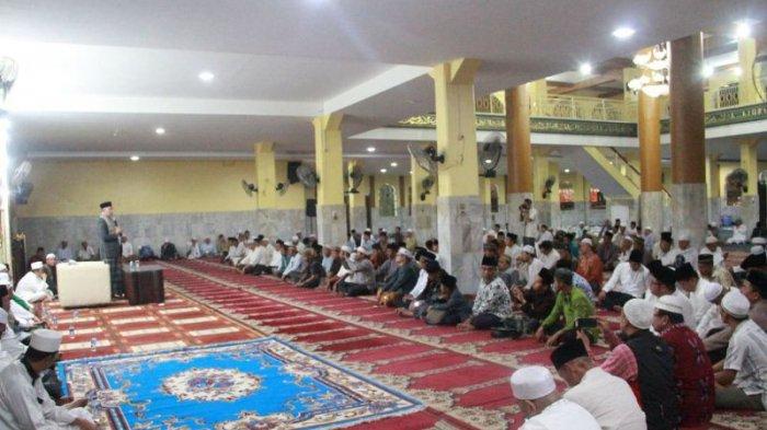Pengurus Masjid Magatsari Bersyukur Kucuran Bantuan Pemerintah Kota Jambi Bali
