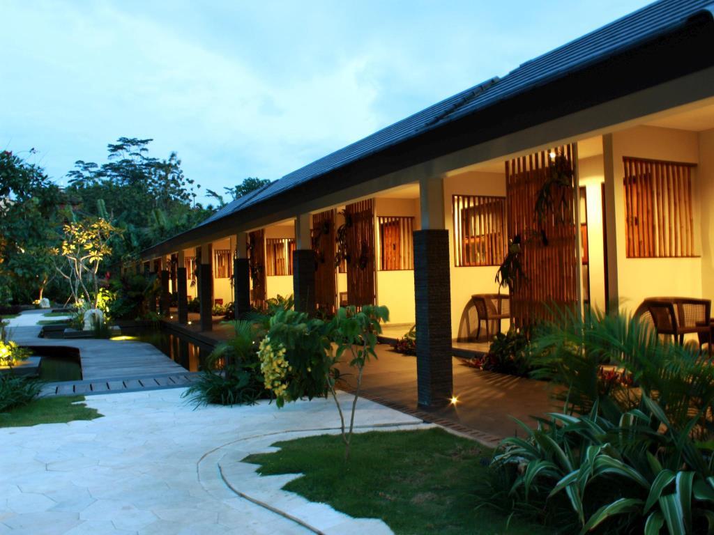 Rumah Kito Jambi Hotel Harga Terbaik Agoda Balkon Teras Bali