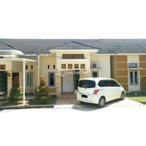 Rumah Strategis Pusat Kota Kondisi Siap Huni Daya Listrik 1300
