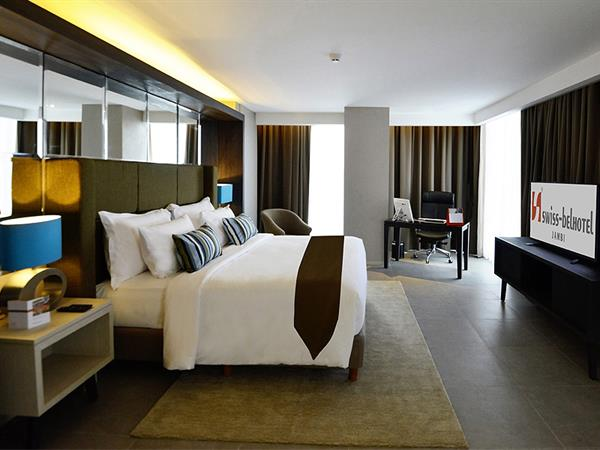 Swiss Belhotel Jambi Book Direct Save Bali Kota