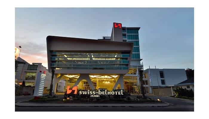 Swiss Belhotel Jambi Booking Murah Mulai Rp570 247 Exterior Bali