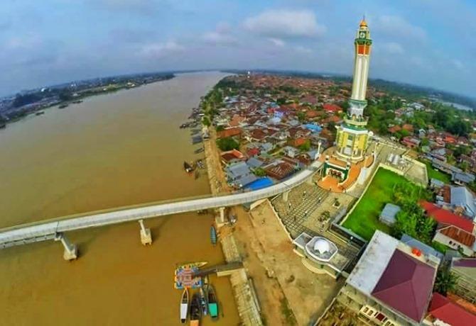 10 Objek Wisata Kota Jambi Menarik Memiliki Geliat Pembangunan Cepat