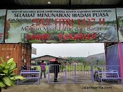 7 Update Wahana Jambi Paradise Seru Sandy Setiawan Kota