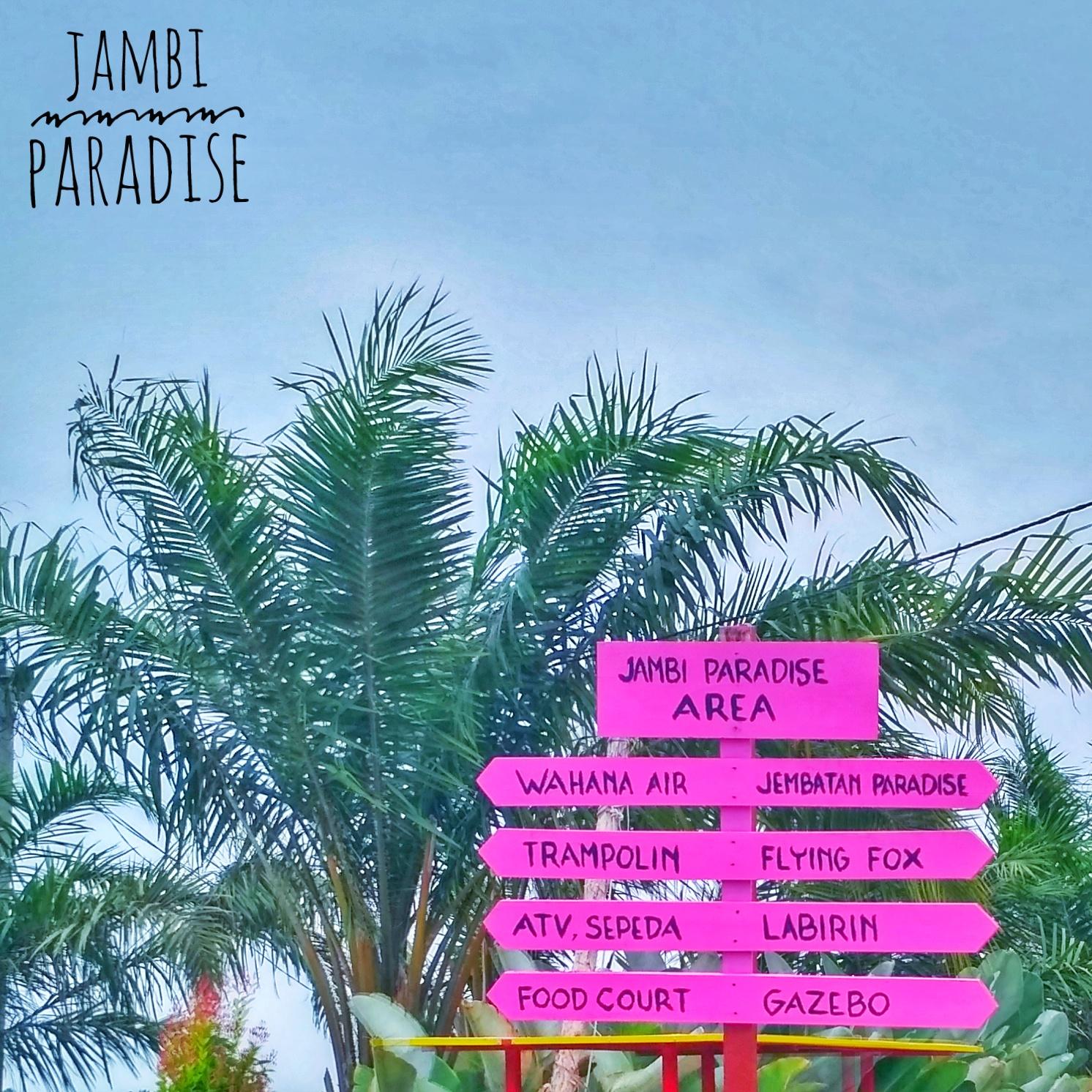 Jambi Paradise 18 Kegiatan Bisa Kamu Lakukan Surganya Kota Aja