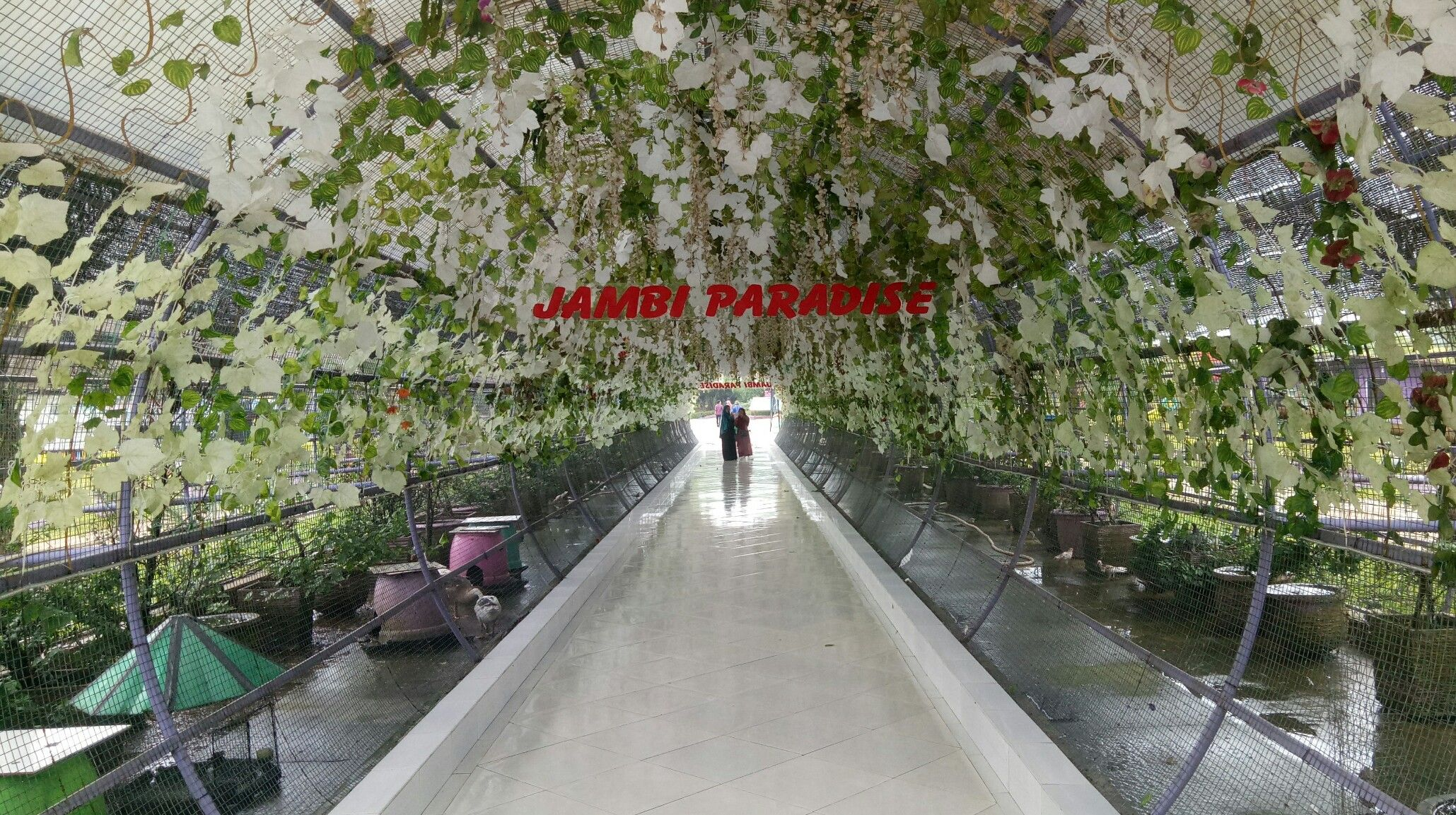 Jambi Paradise Destinasi Asyik Kota Lorong Cantik Instagramble Raja Adil