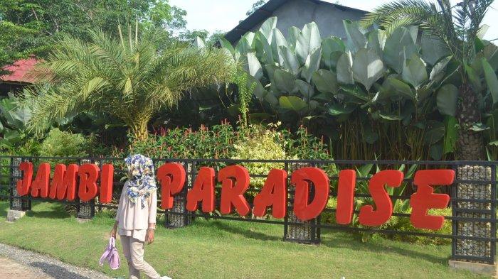 Jambi Paradise Gunung Kerinci Taman Wisata Memang Layak Disebut Surganya