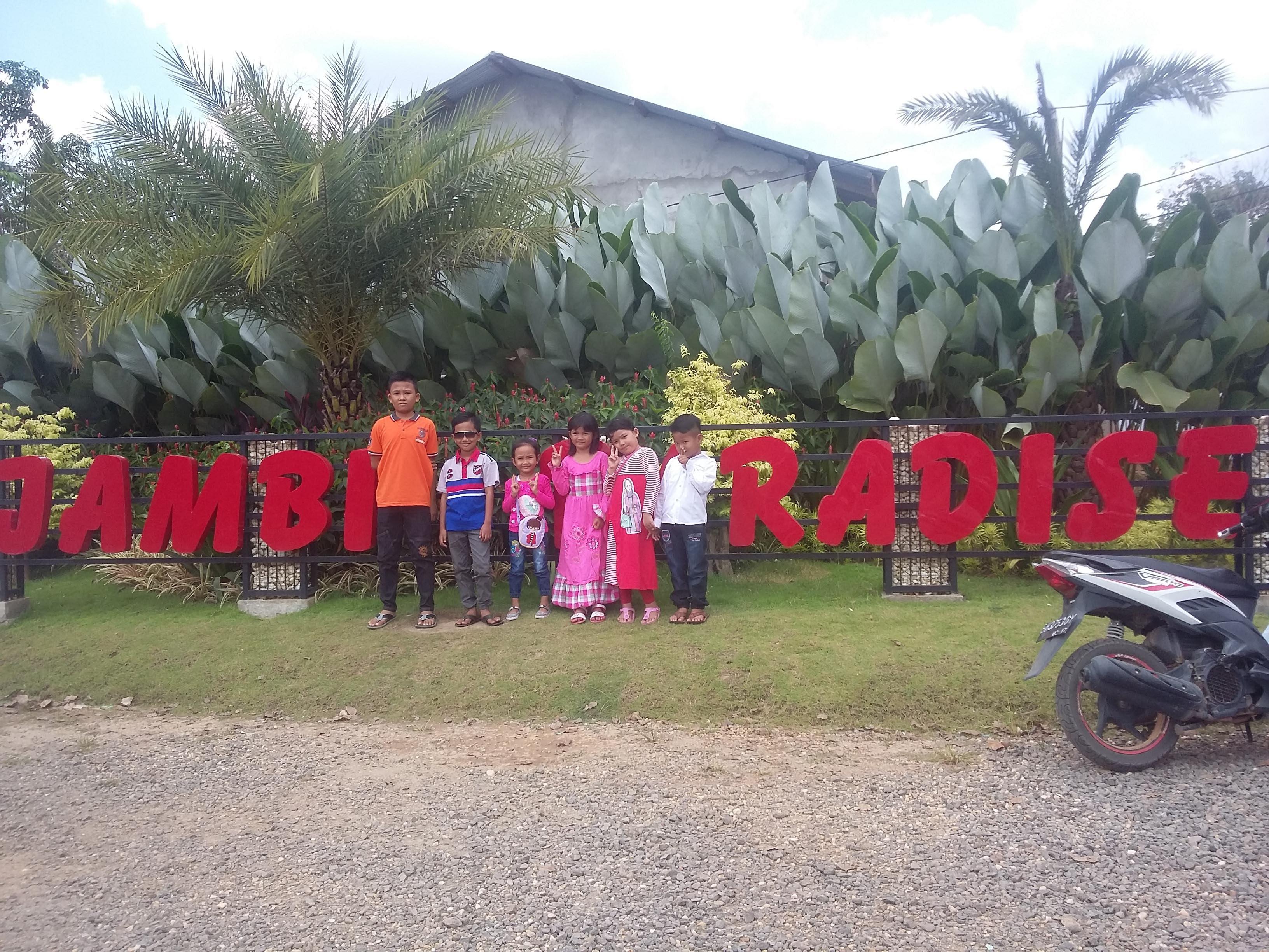 Jambi Paradise Taman Youtube Kota