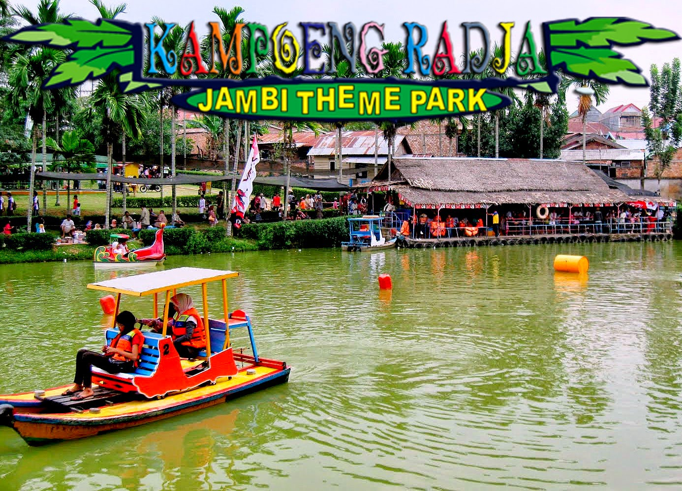 Lisa Miracle Jambi Paradise Kota