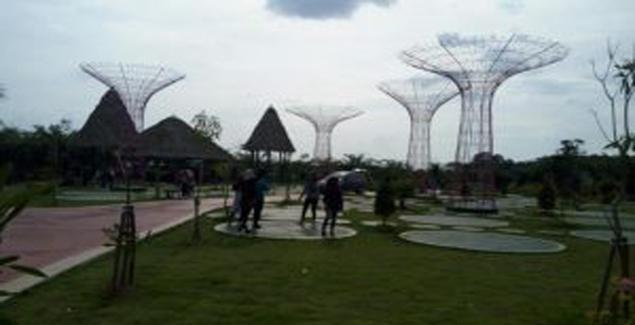 Paradise Destinasi Asyik Kota Jambi