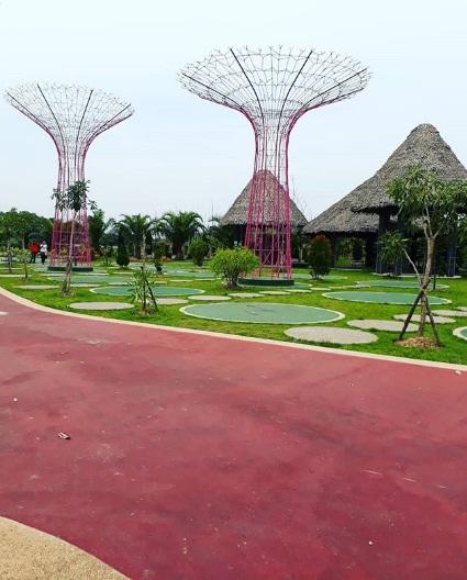Tempat Wisata Jambi Dikunjungi Paradise Kota