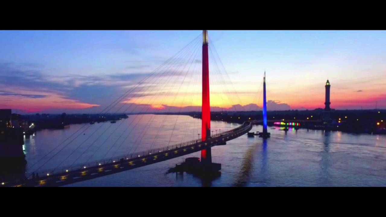 Gentala Arasy Kota Jambi Beradat Youtube Jembatan Pedestrian