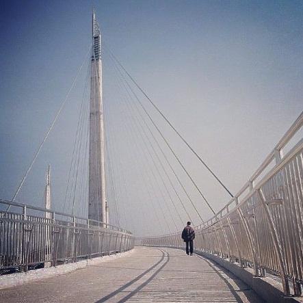 Objek Wisata Gentala Arasy Tripjambi Salah Satu Icon Kota Jambi