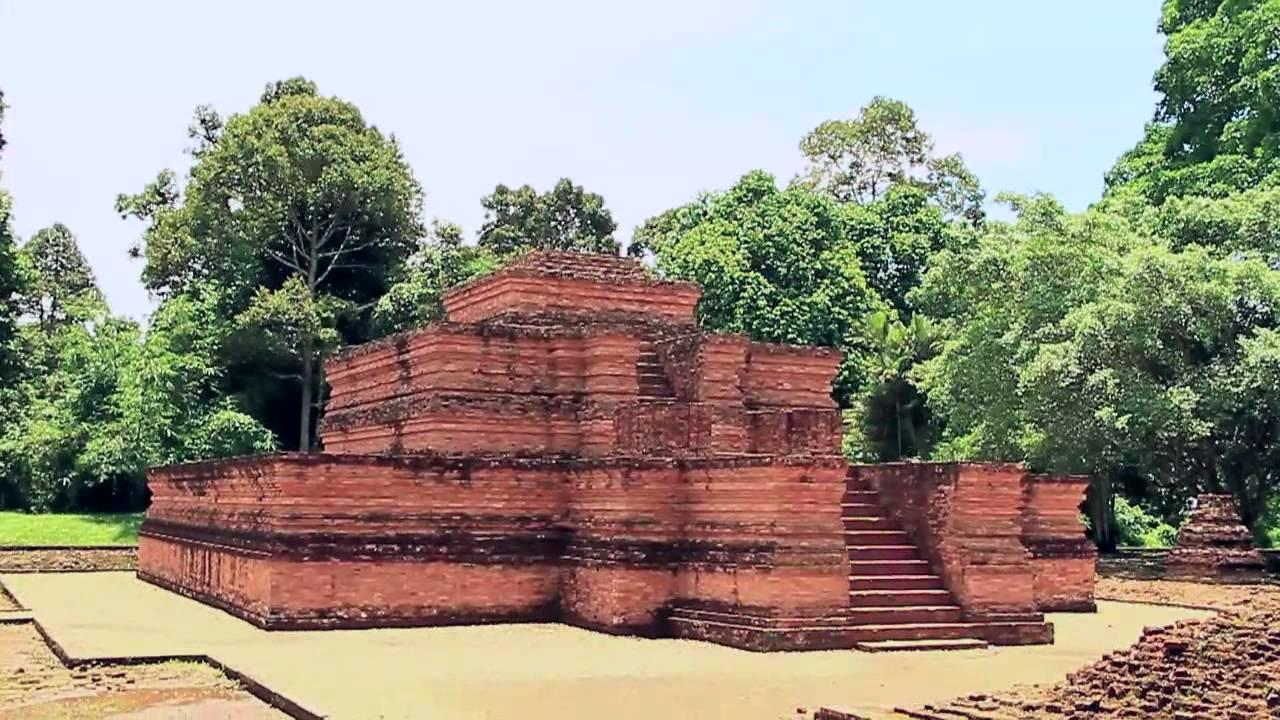 30 Tempat Wisata Populer Jambi Vebma Muaro Kompleks Candi Budha