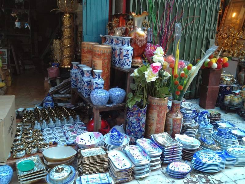 30 Tempat Wisata Populer Jambi Vebma Pasar Keramik Sitimang Jl