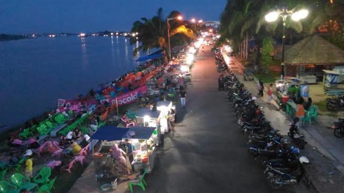 Ancol Tak Jakarta Inilah Pesona Kawasan Wisata Kota Jambi Kolam