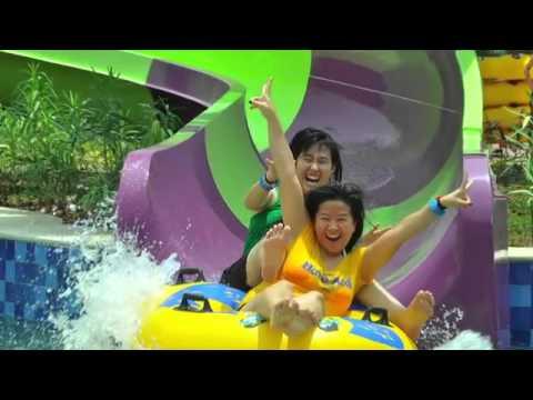 Citra Raya City Jambi Vibrant Youtube Kolam Renang Tepian Rajo