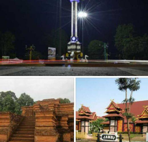 Goriau Bingung Liburan Natal 10 Tempat Wisata Jambi Wajib Dikunjungi