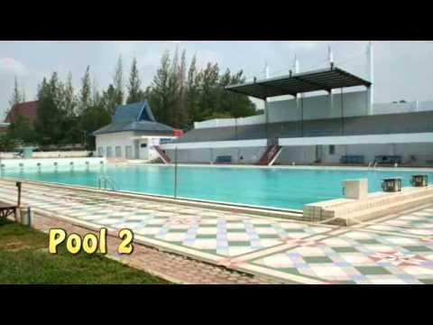 Jambi Swimming Pool Kolam Renang Tepian Rajo Youtube Kota