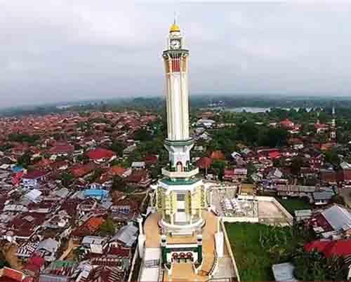 Jelajah Overland Sumatera Berburu Adventure Culture Paradise Jambi Banten Kolam