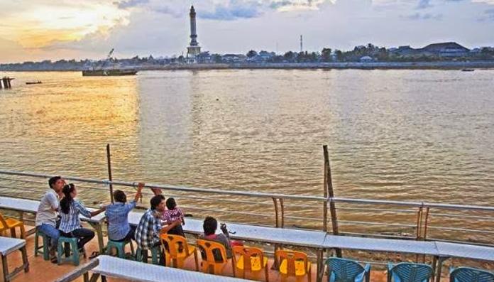 Tempat Wisata Jambi Wajib Dikunjungi 10 Kolam Renang Tepian Rajo