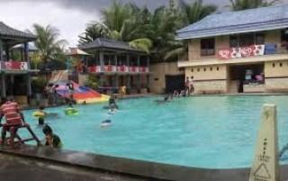 Wisata Kolam Renang Tepian Rajo Super Mewah Tanahair Kota Jambi