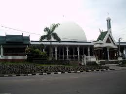 Agung Al Falah Jambi Masjid Kota