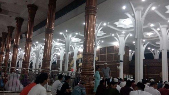 Dauroh Tabligh Akbar Digelar Masjid Agung Alfalah Malam Nanti Al