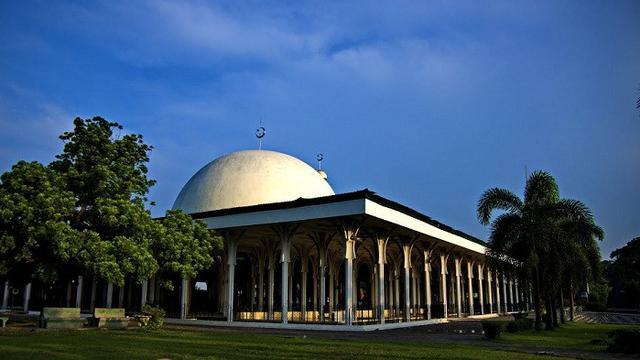 Info Mudik Wisata Jambi Regional Liputan6 Masjid Al Falah Agung