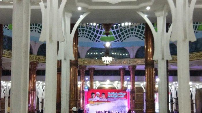 Kapolri Hadiri Tabligh Akbar Masjid Agung Seribu Tiang Al Falah
