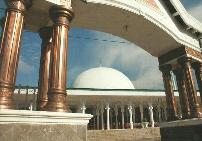 Masjid Agung Al Falah Dunia Jakarta Islamic Centre Kota Jambi