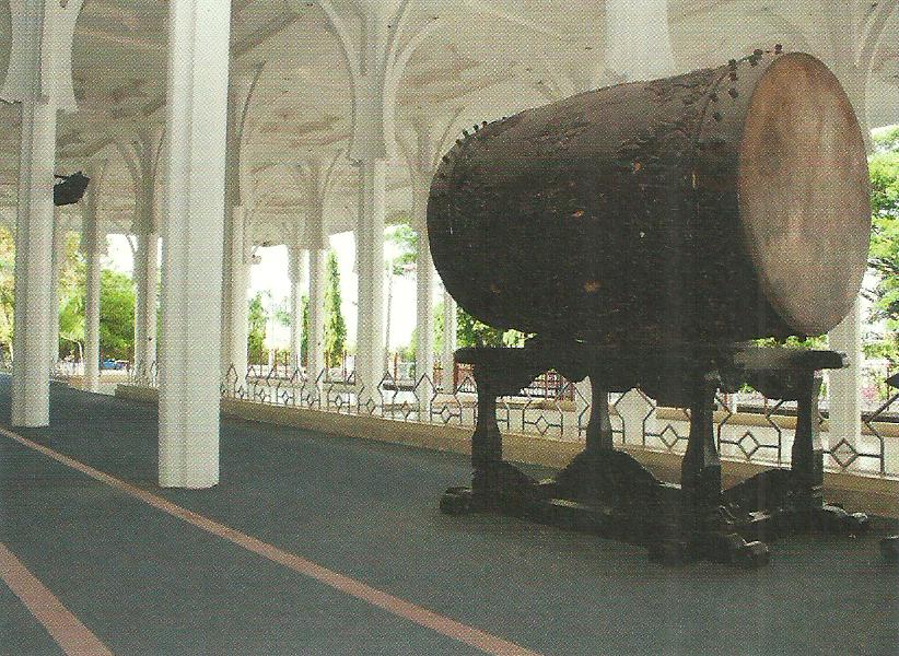 Masjid Agung Al Falah Dunia Jakarta Islamic Centre Pekanbaru Kota