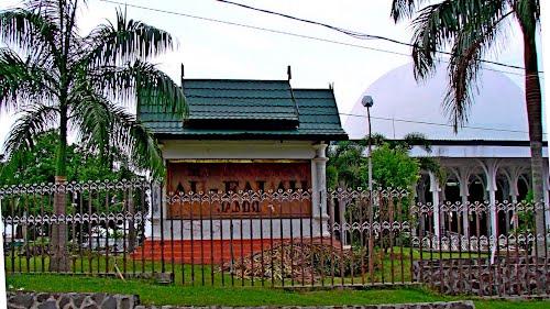 Masjid Agung Al Falah Jambi Kota