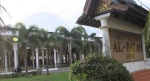 Masjid Agung Al Falah Jambi Sejarah Kota