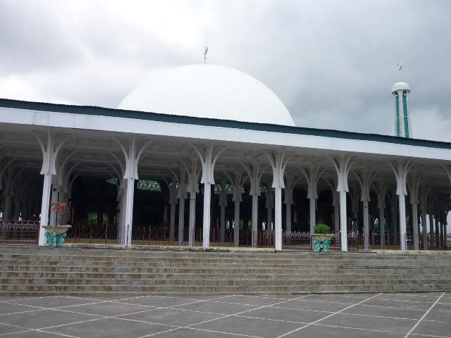 Masjid Agung Al Falah Klikhotel Kota Jambi