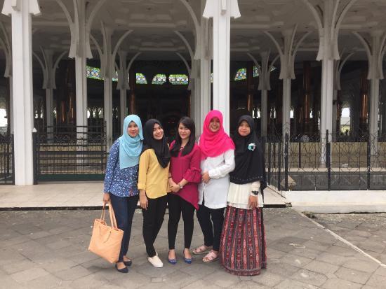 Masjid Agung Al Falah Picture Mosque Jambi Photo0 Jpg Kota