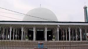 Masjid Agung Al Falah Seribu Tiang Jambi Berita Global Gambar