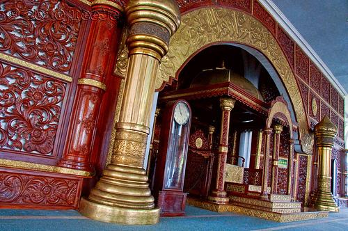 Masjid Agung Al Falah Wikipedia Bahasa Indonesia Ensiklopedia Bebas Sejarah