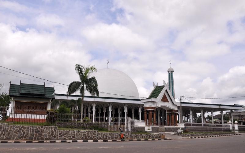 Masjid Alfalah Jambi Date Picture 06 10 2010 46 Flickr