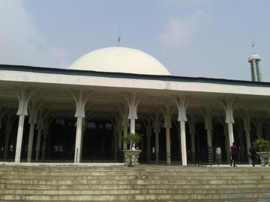 Mesjid Seribu Tiang Picture Agung Al Falah Mosque Jambi Masjid
