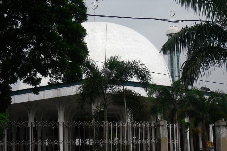 Padangsche Bovenlanden Ranah Rantau Masjid Agung Al Falah Jambi Terbesar