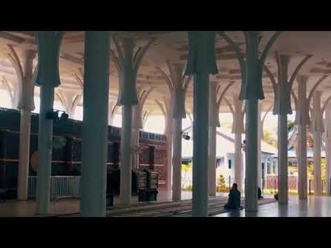 Peninggalan Sejarah Islam Masjid Agung Al Falah Seribu Kota Jambi