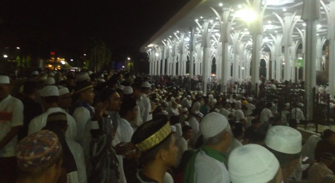 Tabligh Akbar Bersama Ustad Abdul Somad Jamaah Masjid Agung Al
