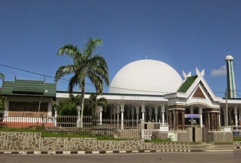 Tempat Wisata Jambi Wajib Dikunjungi Masjid Agung Al Falah App