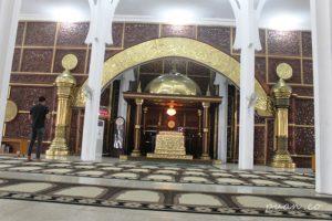 Wisata Kalbu Masjid 1000 Tiang Jambi Perbincangan Perempuan Agung Al