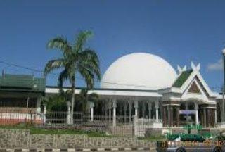 Wisata Religi Masjid Agung Al Falah Jambi Tanahair Kota