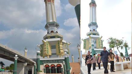 Gubernur Gentala Arasy Pusat Wisata Islami Berita Jambi Ekspres Islam