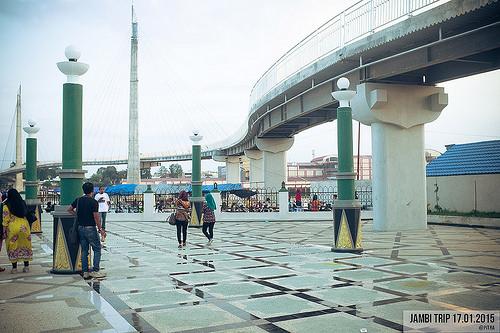 Jambi Menara Gentala Arasy Pitra Dunia Memotret Digital Rights Reserved